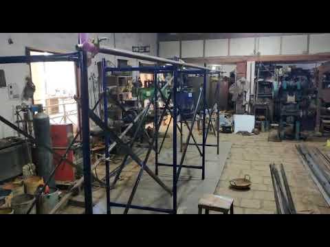 H Frames Scaffolding