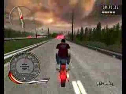Harley-Davidson : Race to the Rally Xbox 360