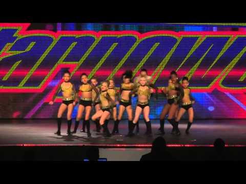 Little girls dancing like strippers...