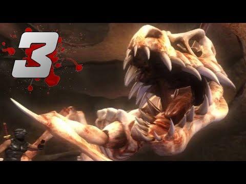 Ninja Gaiden Black Lets Play: Bullying a Bone Dragon (Part 3) - IGN Plays