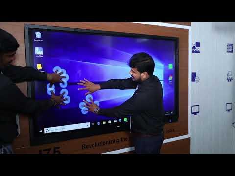 Regular Smart Classroom Interactive White Board
