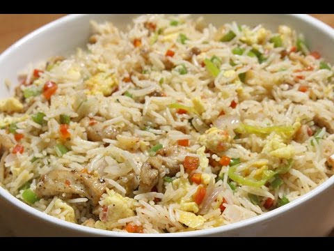 Chinese Rice Recipe By Food In 5 Minutes