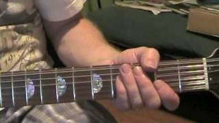 What You're Doing Beatles guitar lesson solo