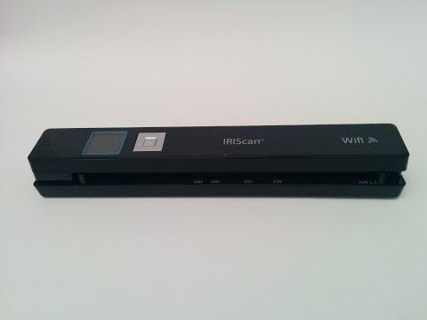 Escáner inalámbrico IRIScan Anywhere 3 Wifi | Reseña