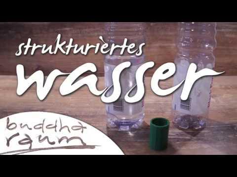 strukturiertes wasser selber herstellen