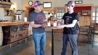 Coelho Winery Virtual Tasting with Dave & Chris 2018 Rose's