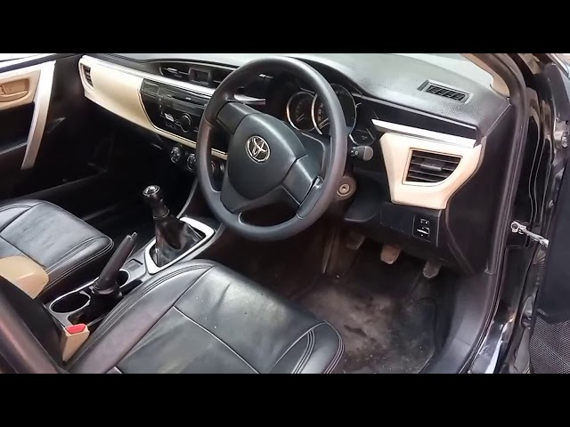 Toyota Corolla GLi 1.3 VVTi 2014 for Sale in Lahore