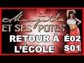 """Margotte et ces potes Episode 02: """"retour a l'ecole"""""""