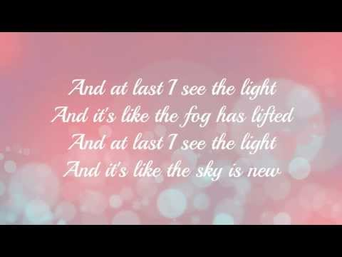 Tangled - I See the Light - With Lyrics! (HD)