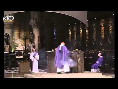 Messe de La Nuit des Témoins (AED)