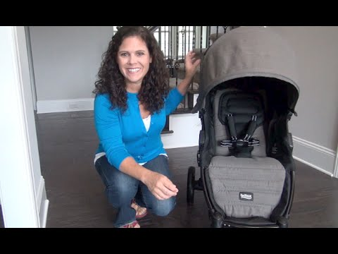 Britax B-Agile 4 Review by Baby Gizmo