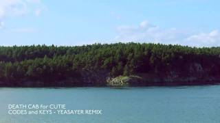Death Cab for Cutie - Codes And Keys (Yeasayer Remix) [Official Audio]