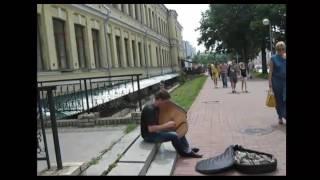 """С.Крючков,спецкор""""Эха Москвы"""" из Киева. Впечатления от первого дня."""