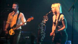 Joy Formidable San Francisco - Buoy - The Independent 3-12-12