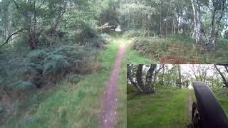 eBike VLOG 17 - Cannock Chase off road