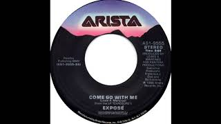Expose- Come Go With Me (U.S. Single Version)