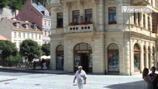 preview picture of video 'TrainTrip 2014: Karlovy Vary [NaCestách.eu]'