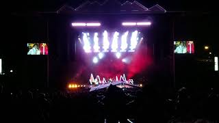 Imagine Dragons - Mouth of the River [Evolve Tour 10/13/17 USANA, SLC Utah]