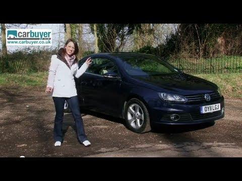 Volkswagen Eos convertible review - CarBuyer