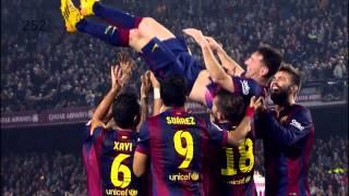 Leo Messi 253 - All time La Liga scorer (new record) HD