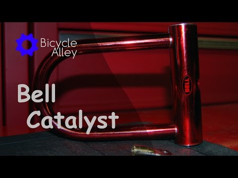 Bell Catalyst 200 Mini Bicycle  U lock Review