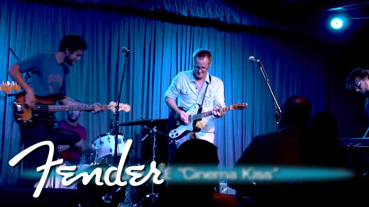 Fender '68 Custom Deluxe Reverb Video