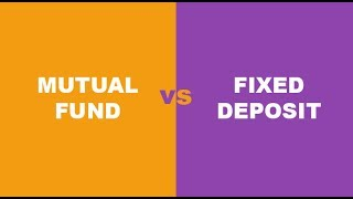 mutual fund vs fixed deposit | mutual fund for beginners in hindi