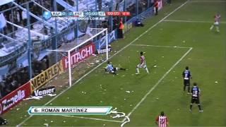 preview picture of video 'Gol de Martínez. Rafaela 0 Estudiantes 2. Fecha 14. Torneo Final 2013'