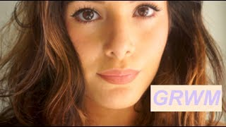 GRWM To Go Nowhere Makeup Look | Lily Whispers ASMR