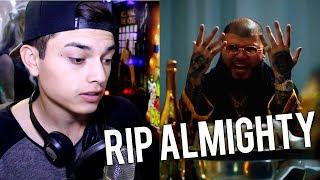 Video Reacción    Farruko - TrapXFicante  #RIP Almighty  (Tiraera pa almighty)