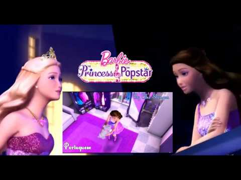 Barbie: The Princess and the Popstar - I Wish I Had Her Life (Multilanguage)