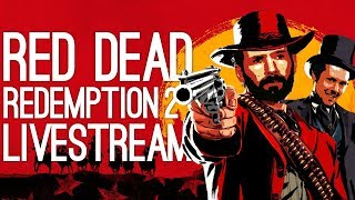 Red Dead Redemption 2 Live! •Outside Xbox Plays Red Dead Redemption 2 (Chapter 2 Spoilers Only)