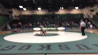 MHS vs Jenks wrestling