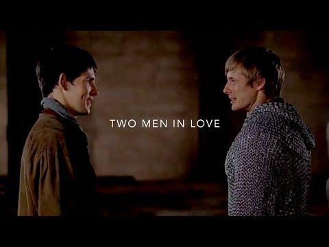 Merlin & Arthur   Two Men In Love