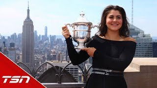 Andreescu: 'I definitely want to take some time to just soak everything in'