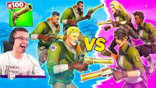 What happens to CHEATERS in Nick Eh 30 custom matches!