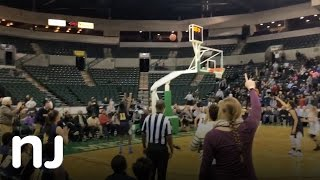 Franklin wins first Tournament of Champion on buzzer beater