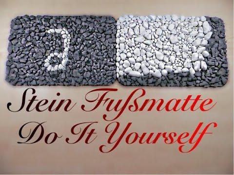 Do It Yourself/ Stein Fussmatte/ Ikea Hack