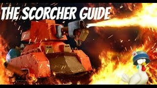 It's ScorcherMANIA Watch TheChicken's guide to Scorchers while they're 90 off