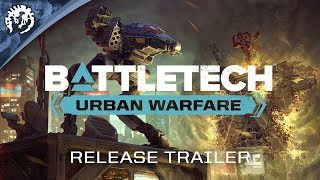 BATTLETECH Urban Warfare Youtube Video