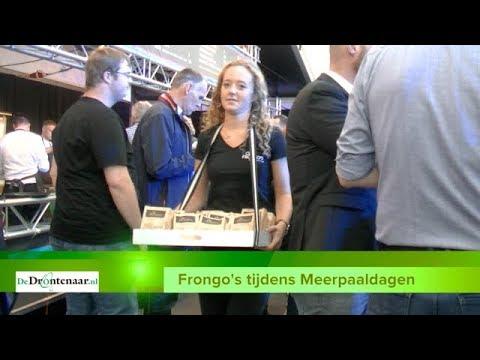 FH Trade gebruikt Meerpaaldagen om haar Frongo's te testen