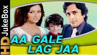 Aa Gale Lag Jaa 1973 | Full Video Songs Jukebox | Shashi