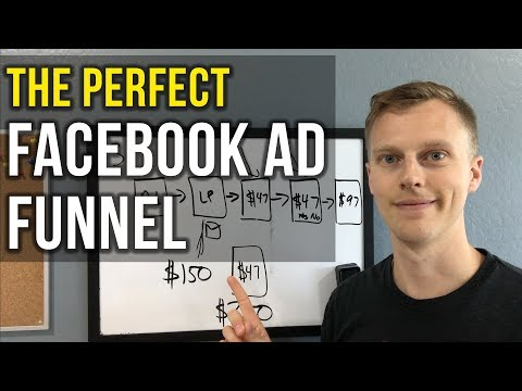 Facebook Ad Funnels For 2020 - The Perfect Facebook Ad Sales Funnels