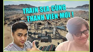 Sẽ Ra Sao Khi 2 Team QG Và NB Kết Hợp ? - RM5S Train Sea