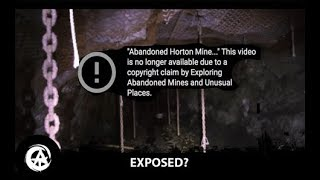 """Evidence The Horton Mine Ghost Audio Is Fake? """"Exploring Abandoned Mines"""" Guy Exposed"""