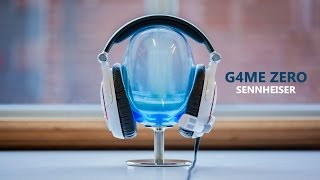 Sennheiser G4ME ZERO Headset Review w/ Mic Test