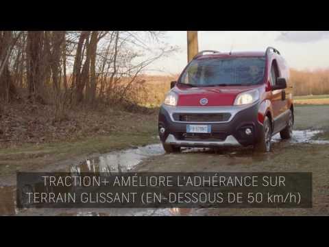 Fiat Fiorino Combi Минивен класса M - тест-драйв 1