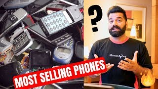 Top 10 Best Selling Phones of All Time🔥🔥🔥
