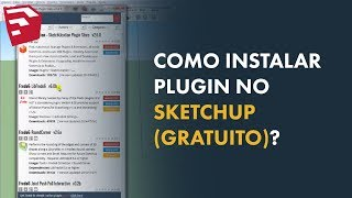 how to download plugins for sketchup 2019 - TH-Clip