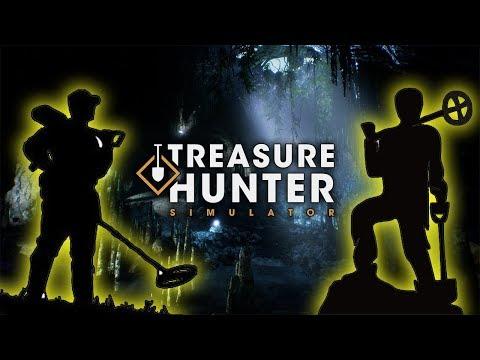 СИМУЛЯТОР ОХОТНИКА ЗА СОКРОВИЩАМИ (КЛАДОИСКАТЕЛЯ) - Treasure Hunter Simulator #1